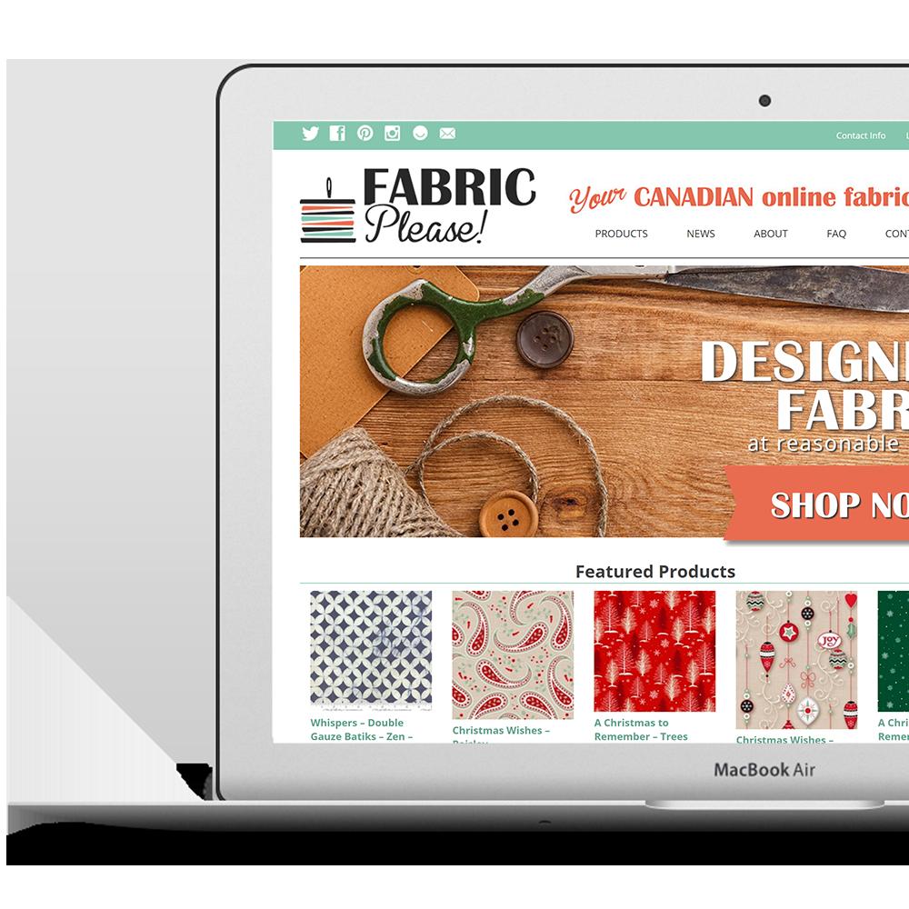 fabric-please